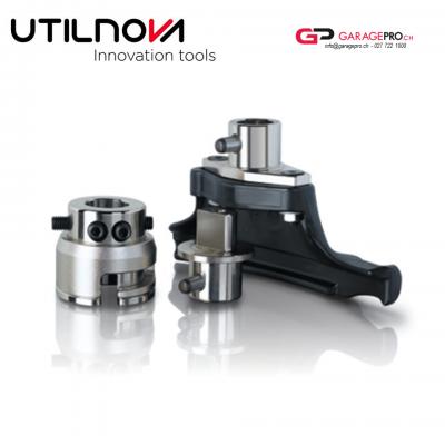 Changement rapide de la tête de montage Utilnova 02 par Garagepro.ch vue d'ensemble
