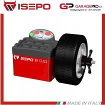 Equilibreuse ISEPO de petite taille par Garagepro vue de trois quart