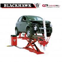 Banc de redressage Blackhawk PL10 par Garagepro.ch avec véhicule