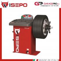 Equilibreuse Ispeo B222.G4 Genius par Garagepro.ch vue de trois quart