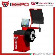 Equilibreuse Ispeo V555 Crossfire par Garagepro.ch vue de trois quart