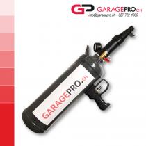 Gonfleur de pneu 6 lt par Garagepro.ch vue de profil