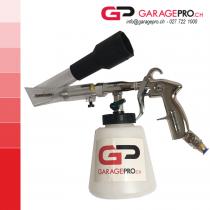 Pistolet de nettoyage avec aspiration Garagepro