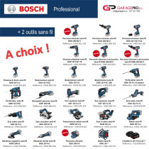 Clic & Go Bosch 18 V