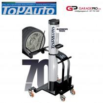Chariots élévateurs pour pneus Top Auto modèles WL70.E à batterie par Garagepro.ch